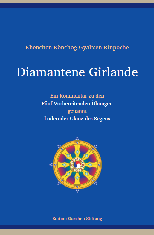 Diamantene Girlande Cover